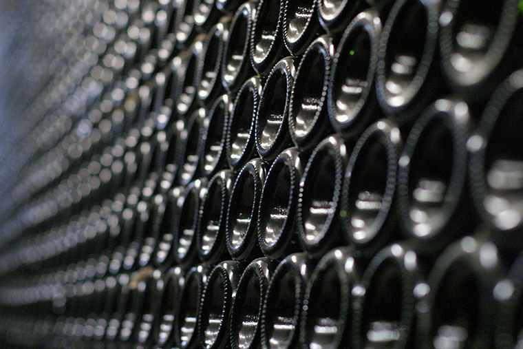 Une cave à vin pratrimoniale