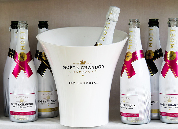 Investir dans le champagne
